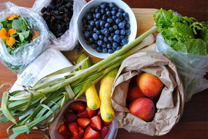 Did you know that eating seasonal, locally grown produce is healthier for you? bit.ly/2dxijxx #SupportLocal