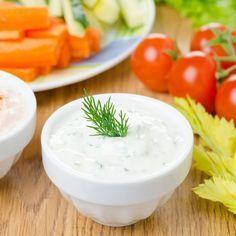 Sauce au yaourt