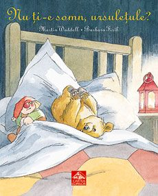 Nu ți-e somn, ursulețule? - coperta