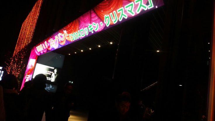 2014.12.24 @六本木EX THEATER