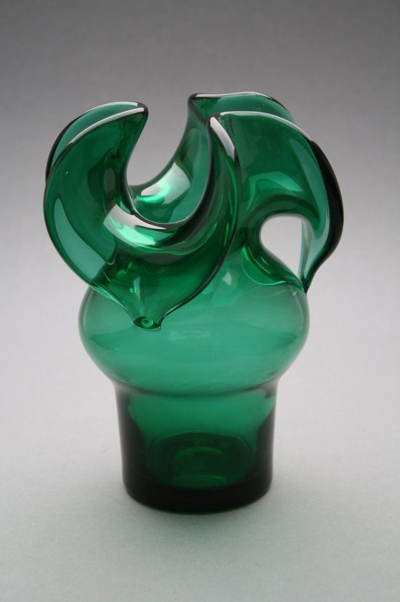 Zbigniew Horbowy Polish glass from around 1970 by RetroMinded