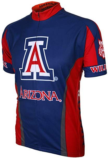 Arizona Wildcats Cycling Jersey Review  2a71b70a4