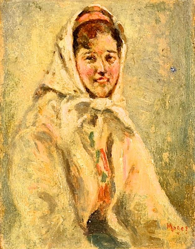 Nicolae Petrescu Mogoş (1872-1934) – MĂRIOARA
