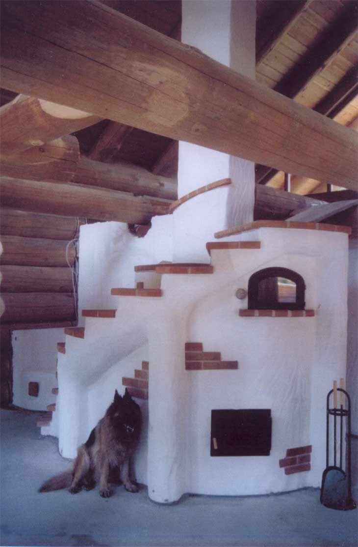 ber ideen zu gemauerter kamin auf pinterest. Black Bedroom Furniture Sets. Home Design Ideas