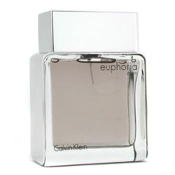 Euphoria Men Eau De Toilette Spray - Euphoria - 100ml/3.4oz by Calvin Klein. $40.37. Euphoria. 100ml/3.4oz. A truly woody-aromatic fragrance over a modern, somewhat oriental base Inspired by the will & freedom to fulfill dreams Conveys powerful, carnal & seductive masculinity Scent opens with a lively, spicy character Heart is softened with fresher, greener notes Top notes of pepper, ginger, raindrop accord, sudachi Middle notes of black basil, cedar leaf, hydroponic sage Base ...