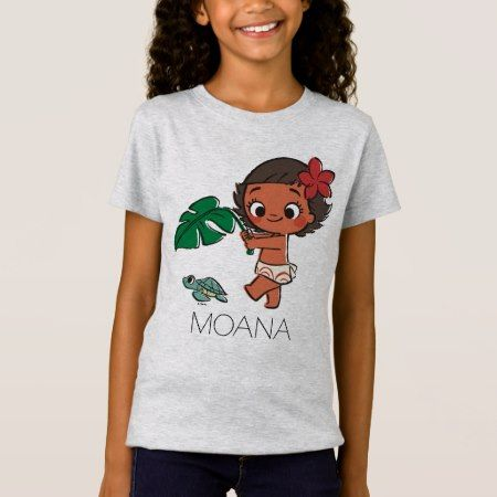 Moana | Born to be in the Sea T-Shirt - tap, personalize, buy right now!