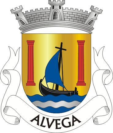 Brasão de armas de Alvega