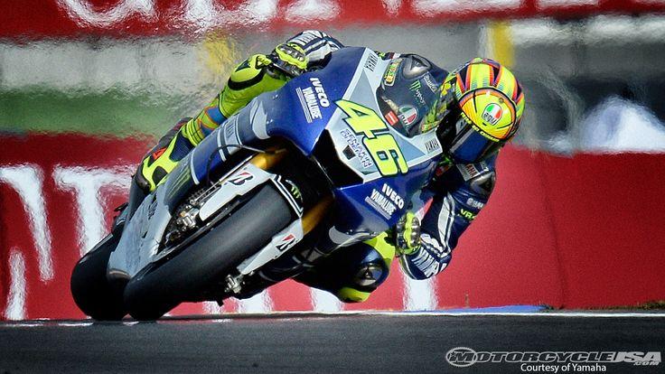Valentino Rossi 46 #1
