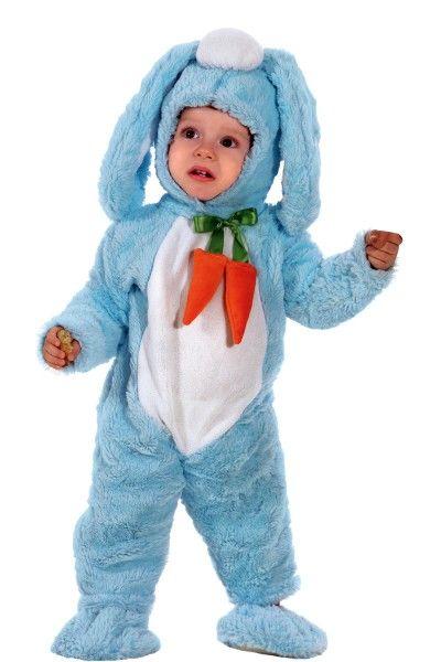 Baby Kostüm Hase, Kleinkinderkostüm Hase, Hasenkostüm