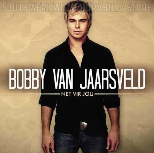 BOBBY VAN JAARSVELD - Net Vir Jou - South African Afrikaans CD CDJUKE15 *New*