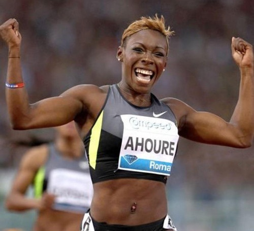 Former University of Miami track standout Murielle Ahouré has been selected to carry the flag for Ivory Coast at the Opening Ceremonies of the Olympic Games in London on Friday evening. The sprinter will compete in the 100 and 200m dashes during the Games. #OlympicCanes