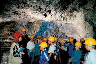 Bambini alla miniera #InvasioniDigitali il 26 aprile alle 11:00  Invasore: Parchivalcornia #invasionidigitali