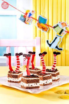 Kindergeburtstag Pippi Langstrumpf Torte Kuchen
