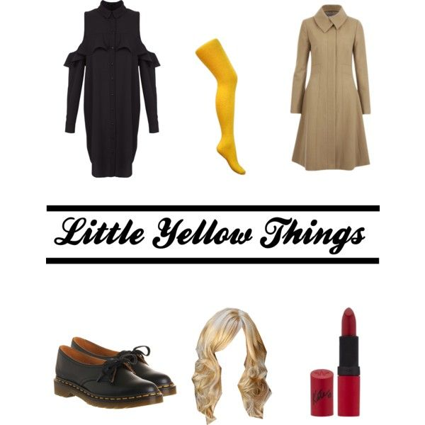 Little Yellow Things