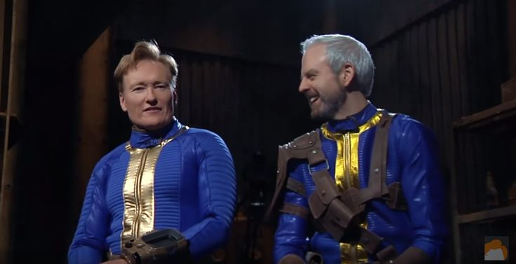 "Watch Conan Play Fallout 4 In Clueless Gamer. Watch out Nerds! Fallout 4 is almost here, To really get into the nuclear spirit of ""Fallout 4,"" Conan dons a"