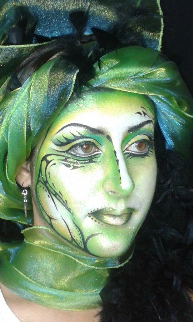 Maquillaje con aerógrafo   Escuela Desirée