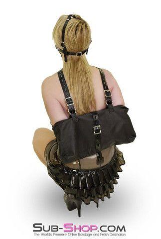 leather sheath bondage