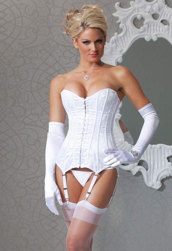 Ivory Bridal Lingerie