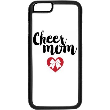 Cheer mom     | Customized i phone 6 case for you cheer moms.