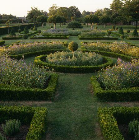 69 best Garden Parterre images on Pinterest Formal gardens