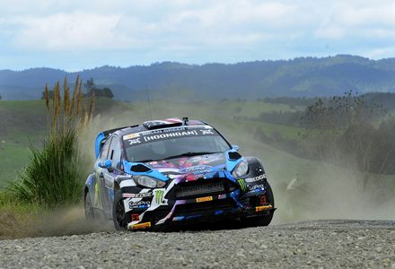 Block is the man to beat at Rally Otago 2015 Tony Quinn has signed for his first Otago Rally entry in Toyota 86