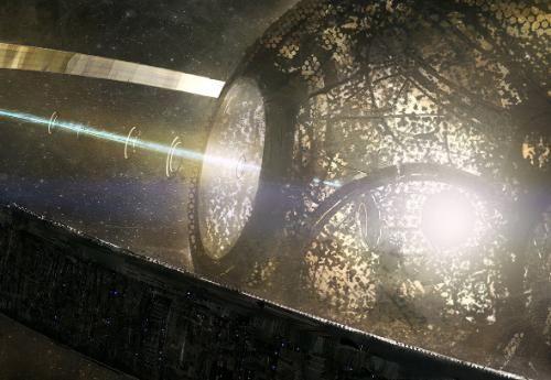 + - A estrela KIC 8462852 (também conhecida como Estrela Tabby) foi manchetehá pouco, quando pesquisadores descobriram as estranhas mudanças na intensidade de sua luz. O Dr. Jason Wright, da Universidade Estadual da Pensilvânia, nos Estados Unidos, sugeriu que as oscilações de luz nesta estrelapoderiam ser evidência de uma megaestrutura alienígena. Um sustentáculo da ficção …