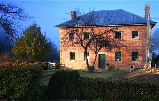 Home | Harper's Mansion Berrima | National Trust Building