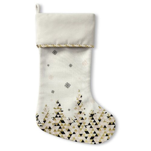 Found it at Wayfair.ca - Christmas Snow Stocking