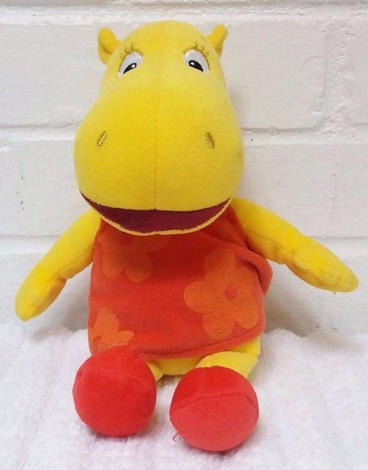 Ty Tasha Backyardigans Stuffed Animal Plush                                (A29) #Ty