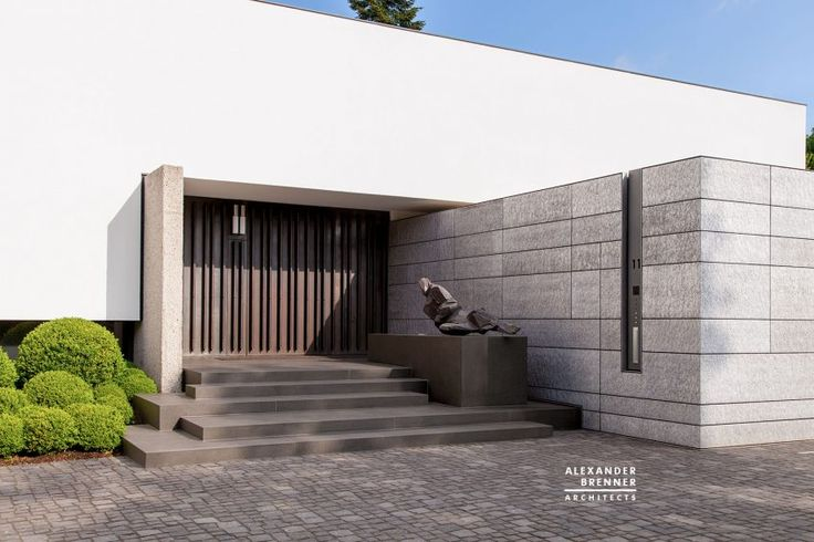 Bredeney House by Alexander Brenner Architects (4)
