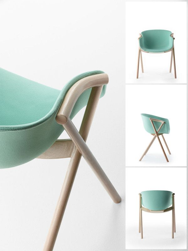Bai Chair by Ander Lizaso for Ondarreta Photo