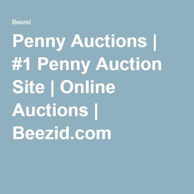 Penny Auctions | #1 Penny Auction Site | Online Auctions | Beezid.com