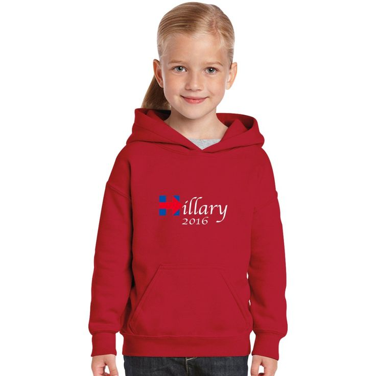 Hillary Clinton 2016 Kids Hoodie