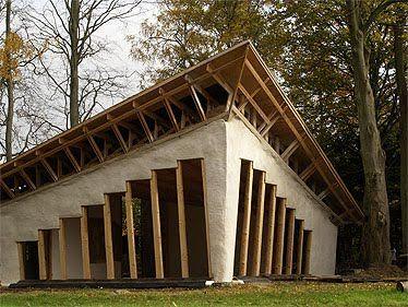 1000 idee su case naturali su pinterest casa di terra for Piani di casa di balle di paglia