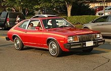 Ford Pinto - Wikipedia, the free encyclopedia