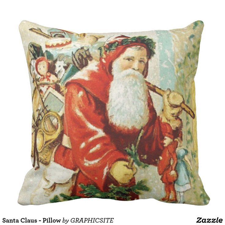 Santa Claus - Pillow