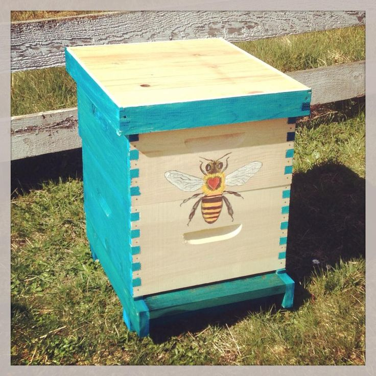 25 Best Ideas About Bee Hives On Pinterest Hives And