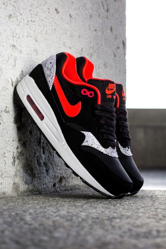 Nike Air Max HyperguardUp Black Grey Red Nike Air Max Outlet At Discount