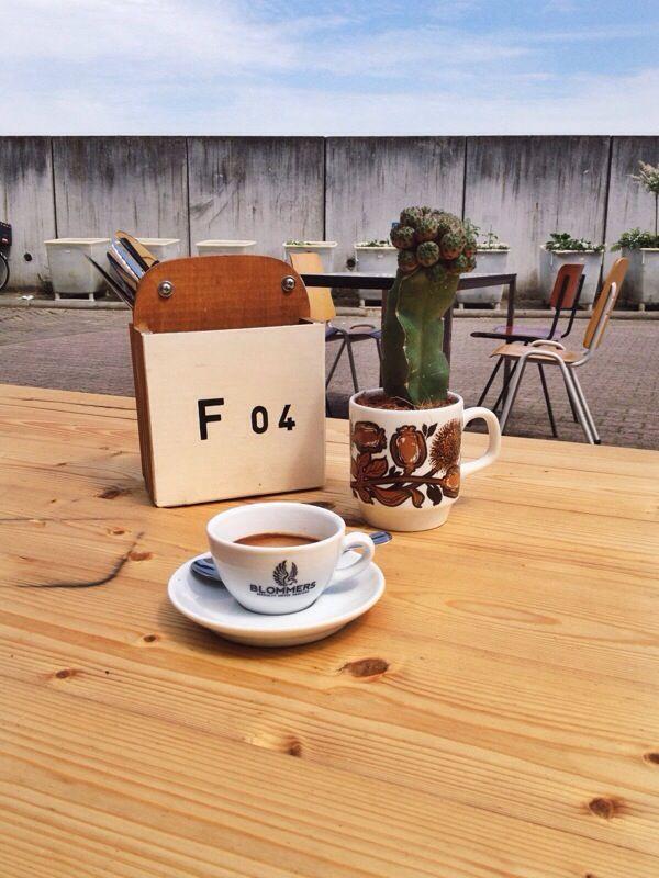 Hotspot Nijmegen: First Things First // voor koffie!