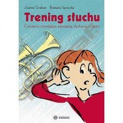 Trening słuchu. Ćwiczenia rozwijające percepcję słuchową u dzieci