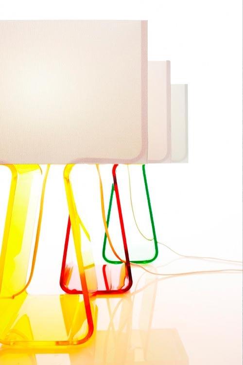 Pablo - Tube Top Color Lamp at 2Modern