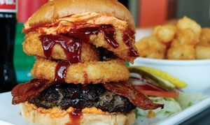 Groupon - $ 18.50 for $30 Worth of Burgers, Shakes, and Mixed Drinks at Lunchbox Laboratory – Seattle in South-Lake Union. Groupon deal price: $18.50