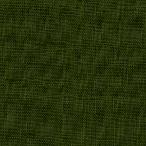 VINEYARD GREEN LINEN FABRIC