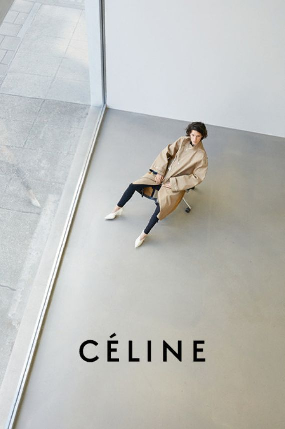 Céline Winter 2016 Ad