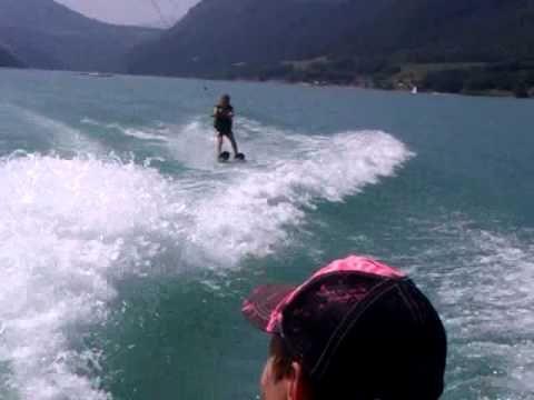vidéo ski nautique début enfant  #debut #enfant #nautique