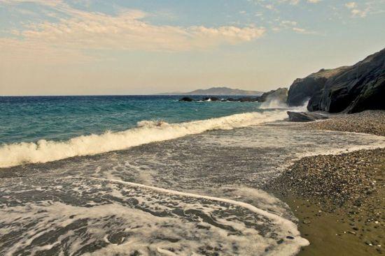 Lychnaftia beach house, Tinos