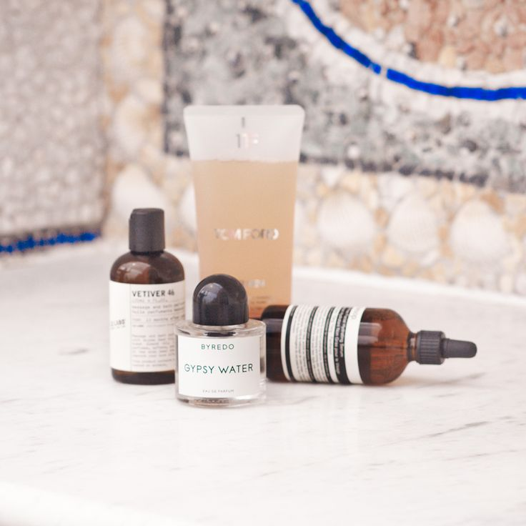 MR PORTER Summer Essentials: TOM FORD - Exfoliating Energy Scrub Byredo - Gypsy Water Le Labo - Vetiver 46 Body Oil