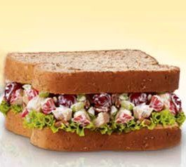 ARBY'S® MARKET FRESH® CHICKEN SALAD RECIPE