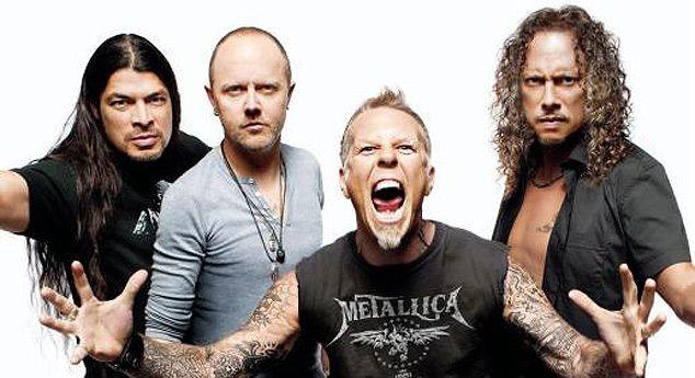Hardwired Escuchala y apréndetela nuevo tema de Metallica