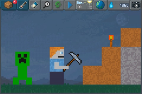 Crafted D Minecraft For Iphone Game